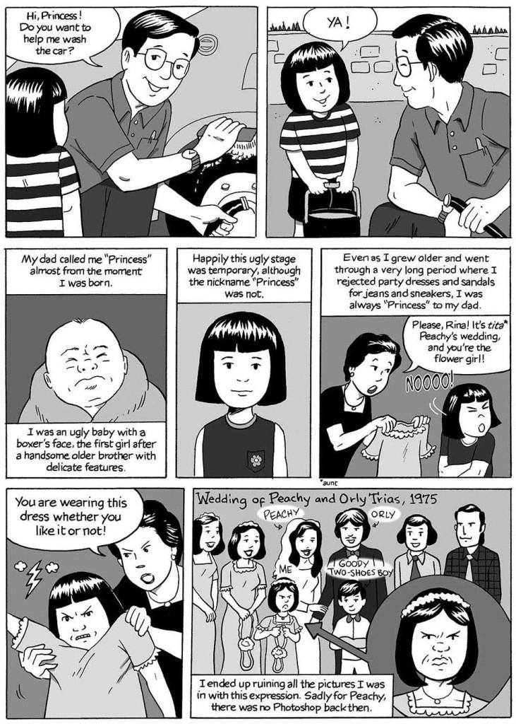 """""""Original Princess"""" page 6"""