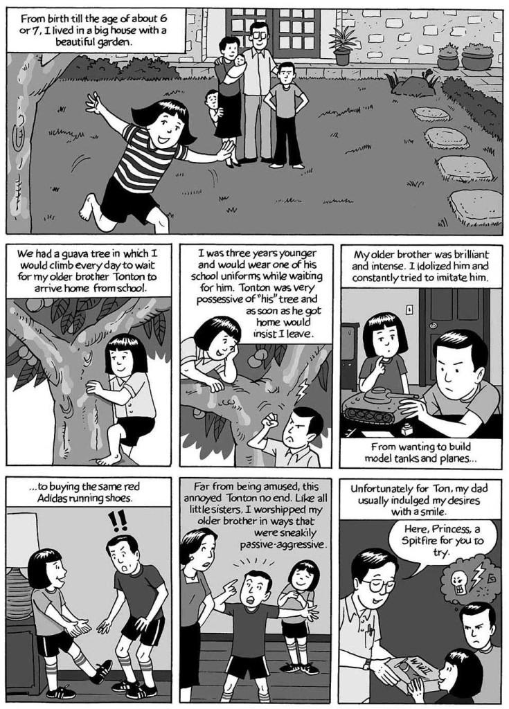"""""""Original Princess"""" page 9"""
