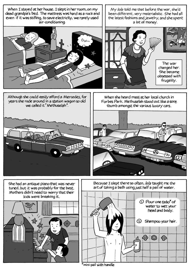 """""""Original Princess"""" page30"""